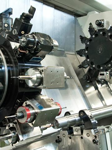 CNC-Drehmaschinen der N-Baureihe