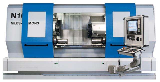 CNC-Drehmaschine N10 / CNC-Lathes N10 / Токарный станок с ЧПУ N10