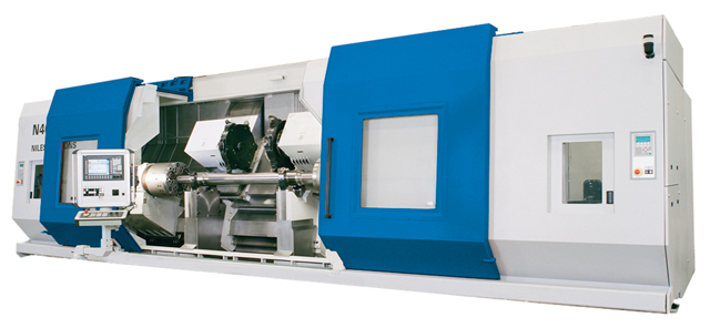 CNC-Drehmaschine N40 / CNC-Lathes N40 / Токарный станок с ЧПУ N40