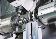 Prototyping von Kurbelwellen / Crankshaft Prototyping