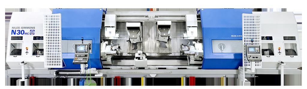 CNC-Bearbeitungszentrum N30 MC