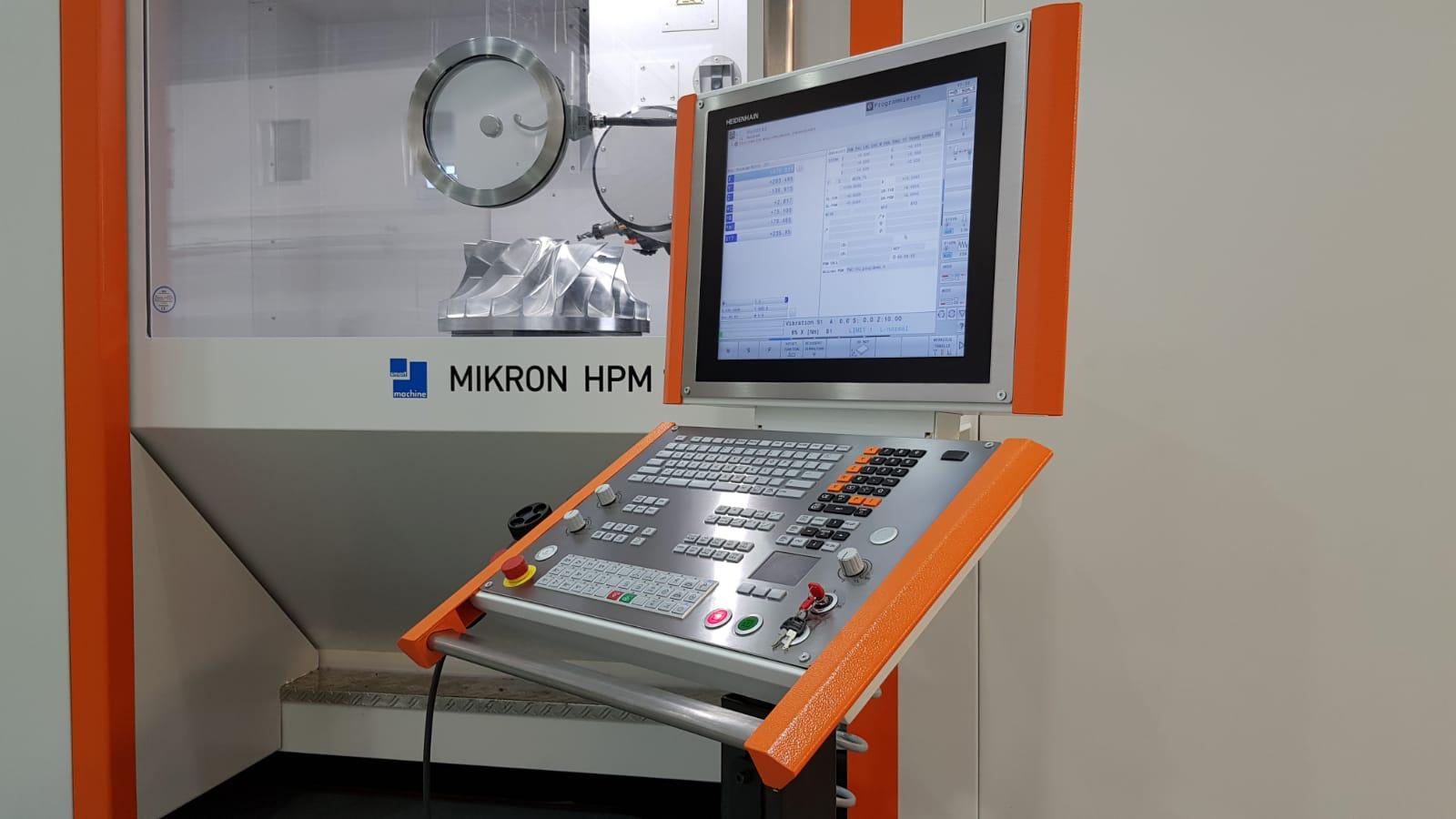 High Performance Milling - HPM / High Performance Milling - HPM / Высокоскоростное фрезерование - HPM