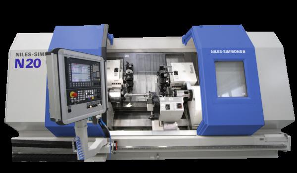 Drehmaschine N20 / CNC-Lathe N20 / Токарный станок с ЧПУ N20