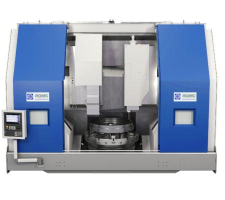 Karussel Drehmaschine RQMC / Vertical Turning Machine RQMC / Карусельный обрабатывающий центр RQMC