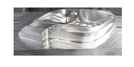 Komplettbearbeitung von Spritzgussform / Complete machining of Injection mould/ Полная обработка Литьевые пресс-формы