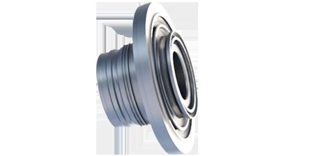 Komplettbearbeitung von Turbinenscheibe / Complete machining of Turbine Disc / Полная обработка Диск турбины