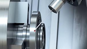 Werkstückmessen-Taktil / Part Probing-Tactile / Измерение заготовки