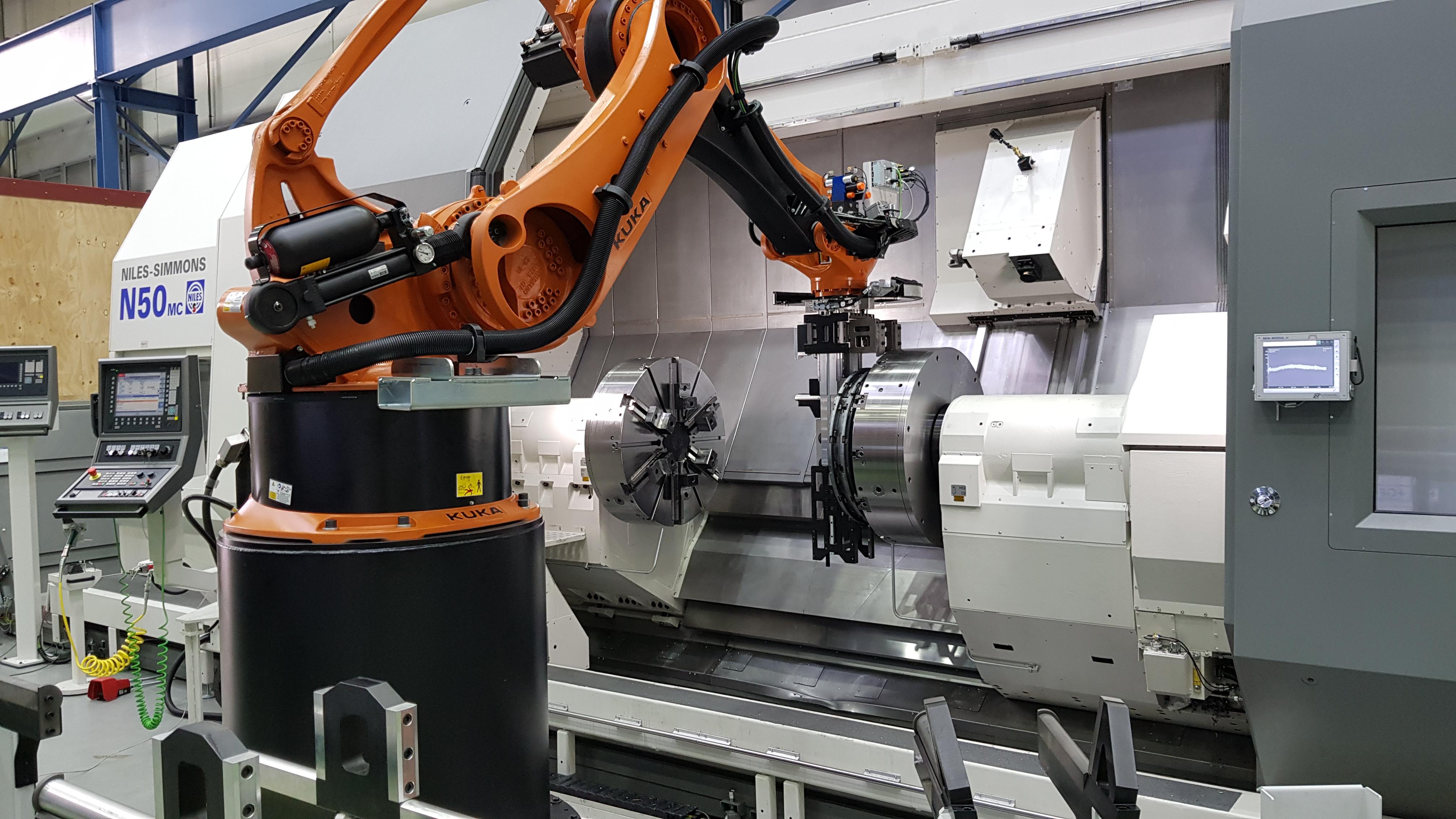 Werkzeugmaschinen Service: Prozess-Optimierung