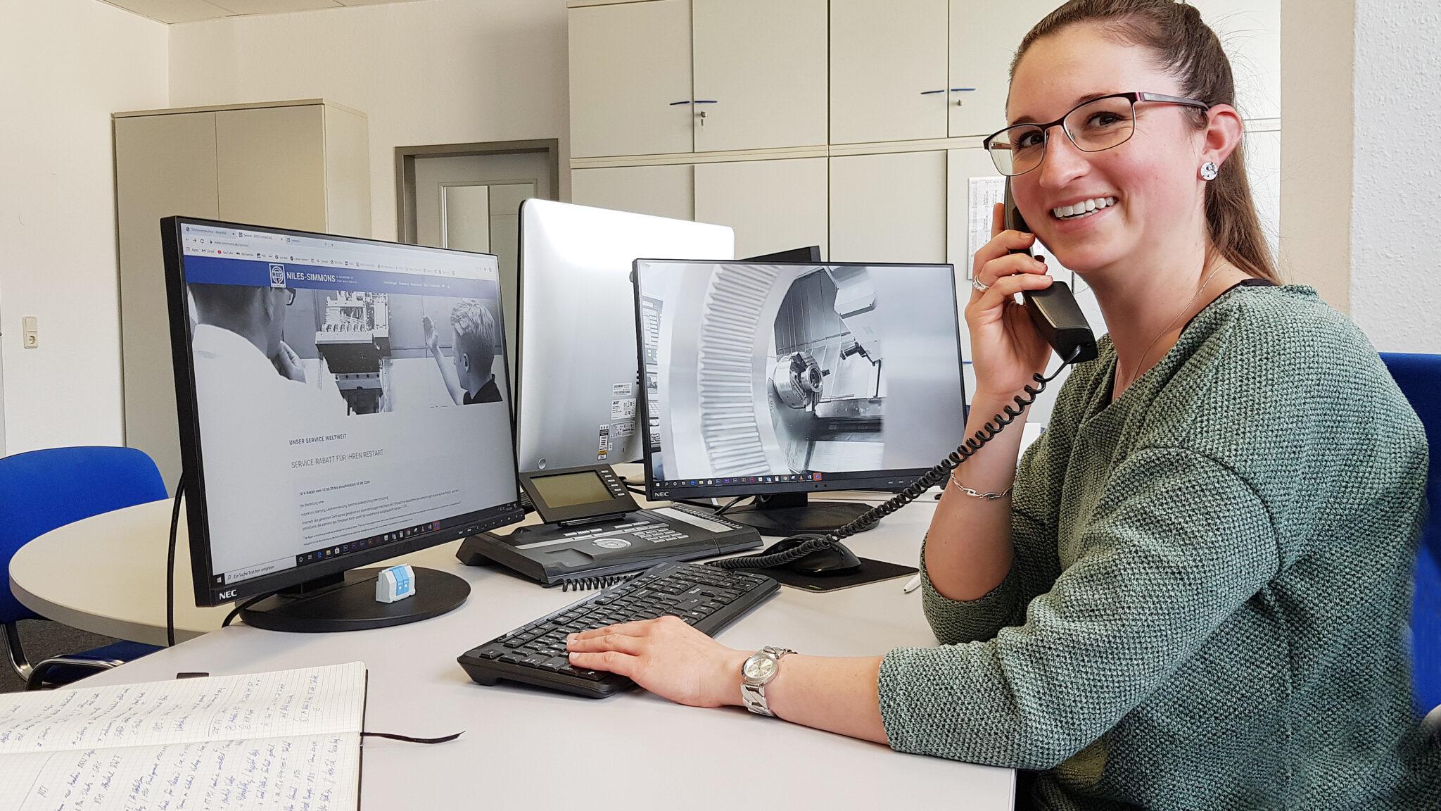 Werkzeugmaschinenbau Service: Hotline 24/7 / Machine Tool Service: Hotline 24/7