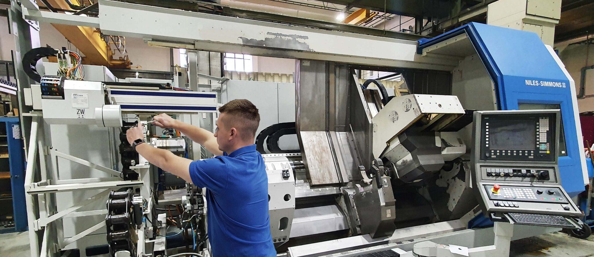 Werkzeugmaschinenbau Service: Retrofit / Machine Tool Service: Retrofit