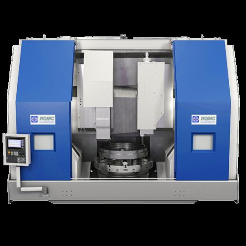 Karussel Drehmaschine RQMC / Special Machine RQMC